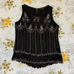 NWT Sanctuary Clothing Beaded Top